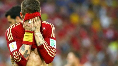 Spanien WM