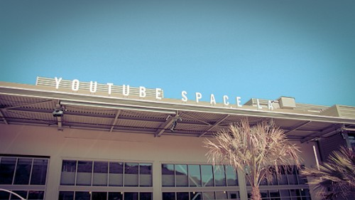 YouTube Space LA